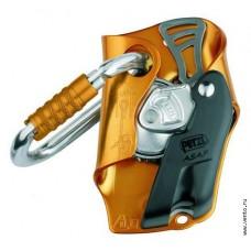 Страховочное устройство «Asap» с карабином «Ok Triact»
