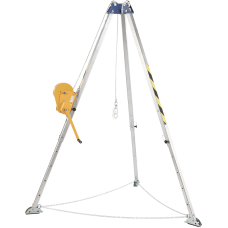 Переносной штатив-тренога «Трипод» с лебедкой (20м)