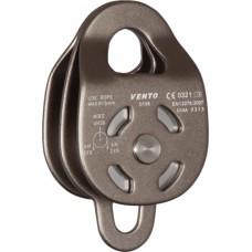 Блок-ролик двойной «Twin 36»  дюраль с подшипником (ЕАС, CE, UIAA)