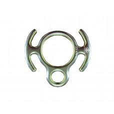 Спусковое устройство Восьмерка рогатая дюраль с двумя рогами