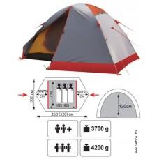 Палатка экспедиционная «Peak 3»